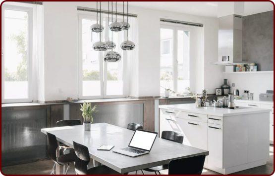 7 راه حل برای افزایش نور طبیعی خانه